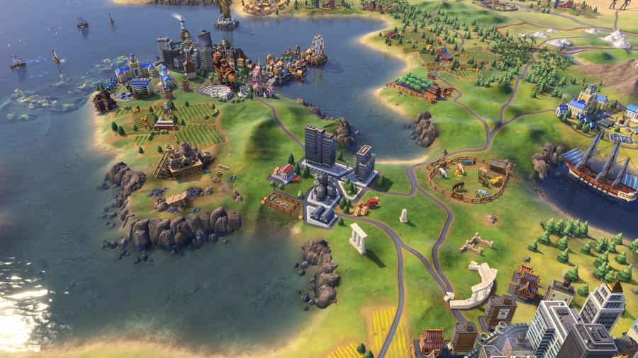 Civilization VI - Vietnam & Kublai Khan Pack (DLC) Screenshot 8
