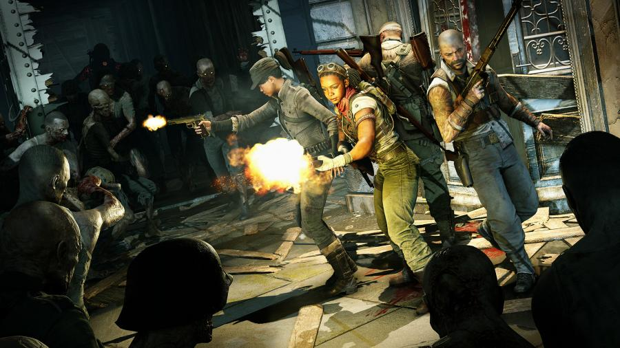 Zombie Army 4 Dead War (Steam Key EU) Screenshot 5